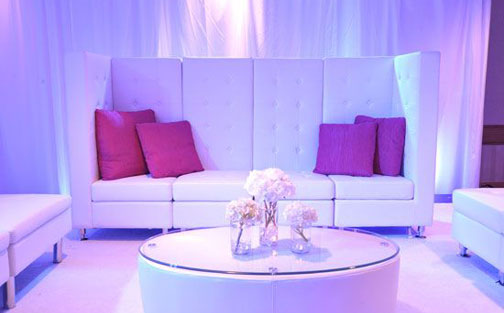 Creative Event Services | Event Lounge Furniture Rentals: Boston